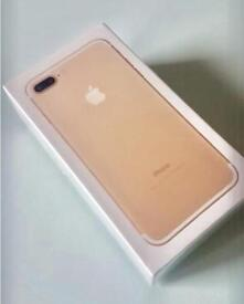 iPhone 7 32GB brand-new in the box unlocked to any network