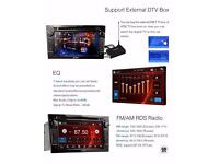 """7"""" Touchscreen Double Din fit Vauxhall Corsa,Astra etc"""