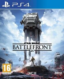 Star Wars Battlefront PS4 Brand New And Sealed