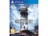 Star Wars Battlefront for PS4 - Brand New And Sealed