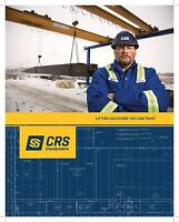 CRS Cranesystems is looking for Experienced O-Head Crane Techs