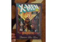 X-MEN DARK PHOENIX SAGA 1991 by Chris Claremont, John Byrne, Terry Austin