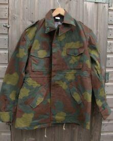 Vintage Italian 'San Marco' Marines M65 Type Field Jacket in M29 Telo Mimetico (3rd Pattern) Camo