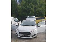 Ford Fiesta 1.6 Tdci £0 a year tax