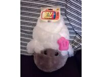 single tv slipper brand new never worn with label 3 yrs plus