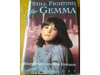 For Sale - Still Fighting for Gemma Book