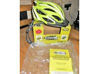 Hardnutz cycling Helmet for Mountain bike or Road New with Box