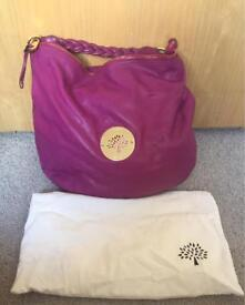 Mulberry Large Daria Hobo - Fuschia