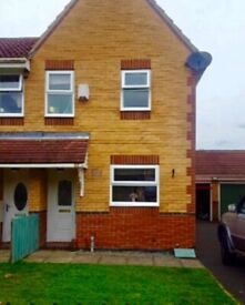2 bedroom semi, coulby newham