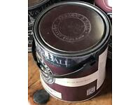 Farrow and Ball Paints and Wallpaper. See description.