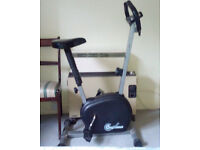Exercise bike in good condition.
