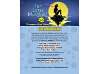 Auditions for The Little Mermaid Jr. 18yrs and under ONLY