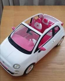 Huge Barbie set