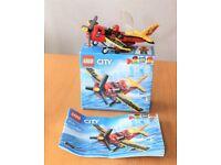 Lego City - Race Plane - 60144