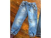 Boys Next Aged 2-3 Jeans