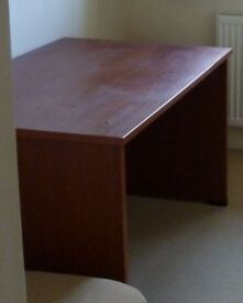 Quality wooden office/study desk