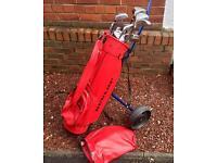 Dunlop golf clubs