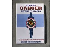 Stopping Cancer Before It Starts M.Greger DVD