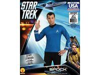 Rubie's Official Adult's Star Trek Spock Costume - Large