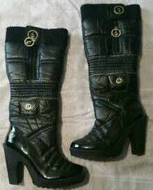 Womens Babyphat Snow boots 5