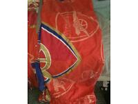 Arsenal bed spreads