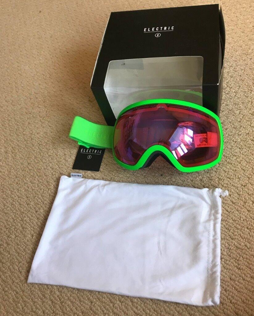 28849c485a74 Electric EG2 Ski Snowboard Goggles New. Southampton
