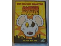 Danger Mouse The Complete Collection DVD Box Set Brand New and Sealed