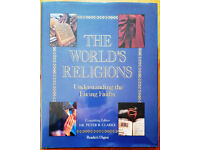 """Readers Digest """"The World's Religions"""" Understanding the Living Faiths"""