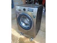 Samsung eco-bubble washing machine
