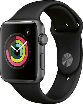 NEW Apple Watch Series 2 42mm Aluminum Case with GPS - Space Gray