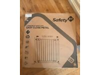 safety first baby gates - 4 avail, 2 still boxed!