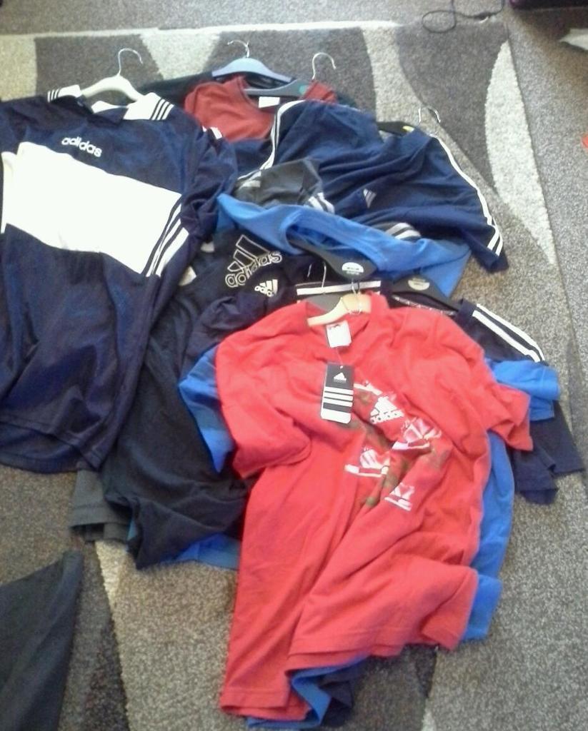 Adidas men's T shirts