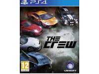 The crew and drive club
