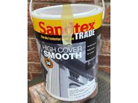 Paint - Sandtex X 2 Unopened