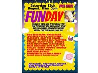 Funday fundraising come along free entry