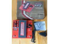 DIGITECH DT WHAMMY PEDAL, NEW IN BOX