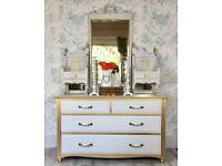 Dressing Table Chest Of Drawers 1940s