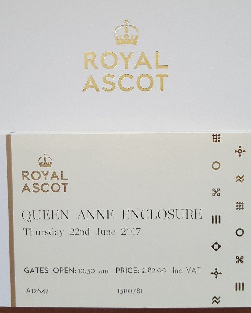 Royal Ascot Schedule