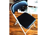 Akin's New & Used Merchandise (Metal Fold Up Chair )