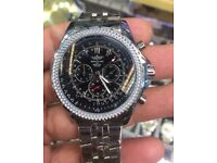 Mens Breitling brand new automatic and heavy watches