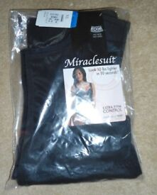 Wonderful Edge Miracle Suit. Black. Size XL UK 16 (42)