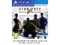 Get Star Trek: Bridge Crew for PS4 VR for just £33.33p!
