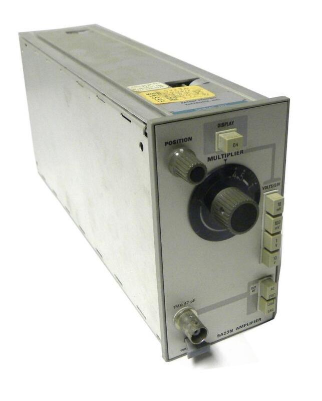 TEKTRONIX 5A23N AMPLIFIER PLUG-IN
