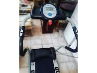 Easy fold up treadmill for sale