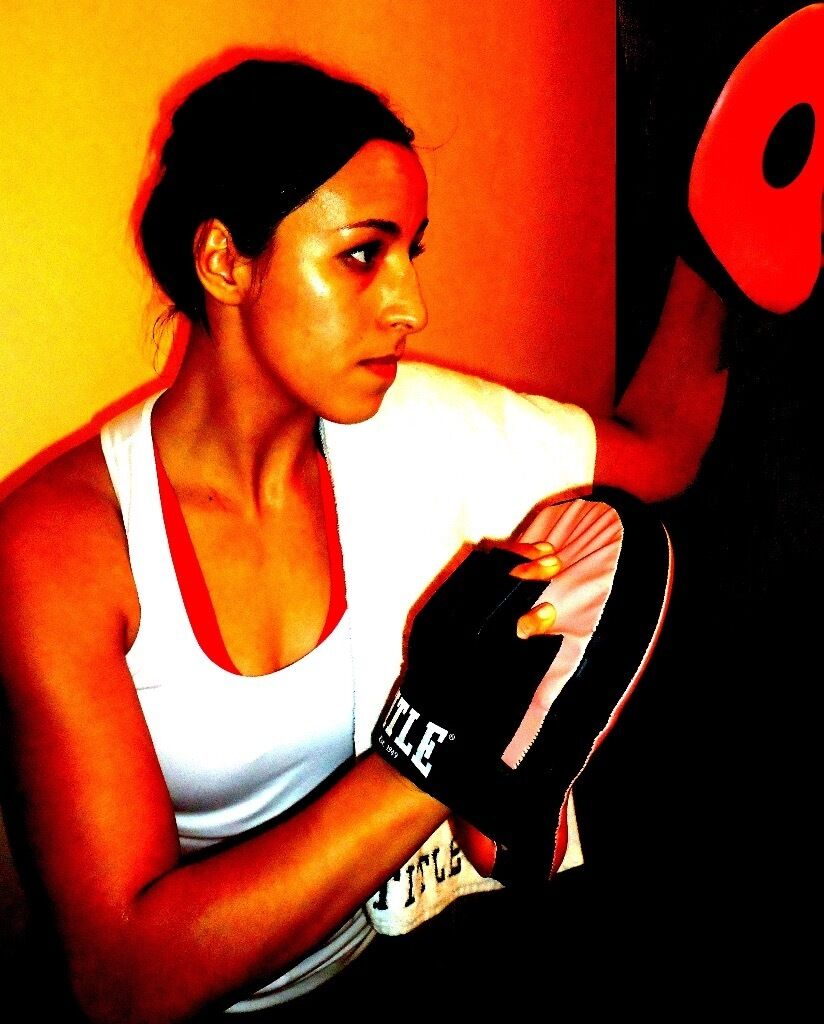 female personal trainer in queens park kick boxing self defence female personal trainer in queens park kick boxing self defence and strength