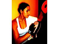 Female Personal Trainer in Queens Park- (kick)boxing, self defence and strength & conditioning!