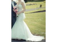 Wedding Dress Size 10 Mori Lee