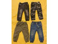 Baby boy clothes bundle 12-18 more months