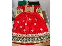 Afghan dress like Aryana Sayeed's