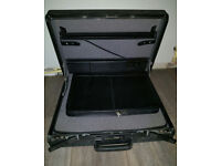 Black Samsonite Suitcase